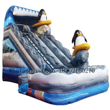 Inflatable slide commercial inflatable bouncers for kids