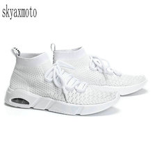 New Sale Winter Shoes Men Slip-on Breathable Fasion  runnng Mens Light Flat Men's Loafers Luxury Brand Flats Male Running Shoe