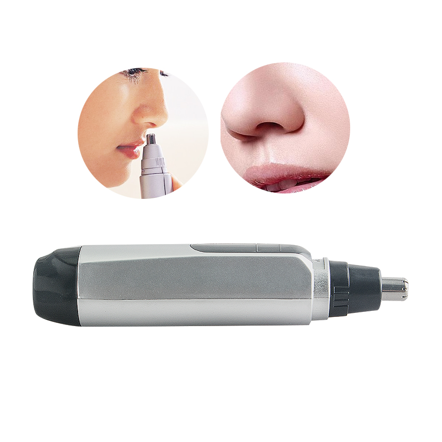 Nose Hair Trimmer Home Use Ear Nose And Facial Hair ...