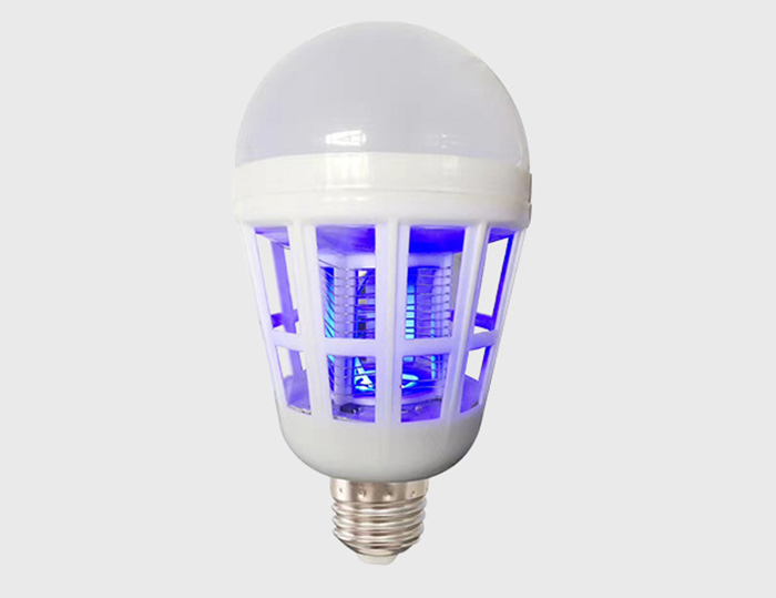 E27 Indoor 2 in 1 LED Bulb Mosquito Killer Lamps