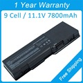 New 9 cell laptop battery for dell Inspiron 6400 1501 GD761 KD476 PD942 PD945 RD857 RD859 UD260 TD344 TD347 451-10424 451-10482