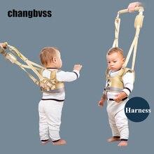 Comfortable Infant Walking Belt Toddler Safety Harness Leash Backpack for Baby Walker Baby Walking Assistant mochila infantil