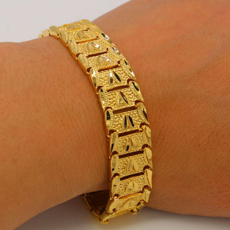 Goldkette herren 24 karat