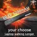 HSW Nuova Batteria per HP 420,421,425,620,625 per HP ProBook 4320 s, 4320 t, 4321 s, 4325 s, 4326 s, 4420 s, 4421 s, 4425 s, 4520 s, 4525s Bateria