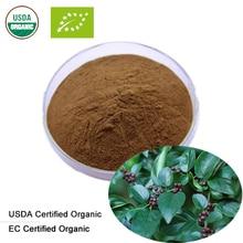 USDA и EC Сертифицированные Органические Cascara Sagrada экстракт коры 20:1 Cascara sagrada экстракт