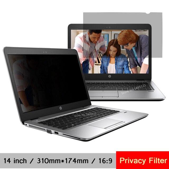 14 pouce (310mm   174mm) Filtre de Confidentialité Pour 16 9 Pc Portable fc4e0842c130