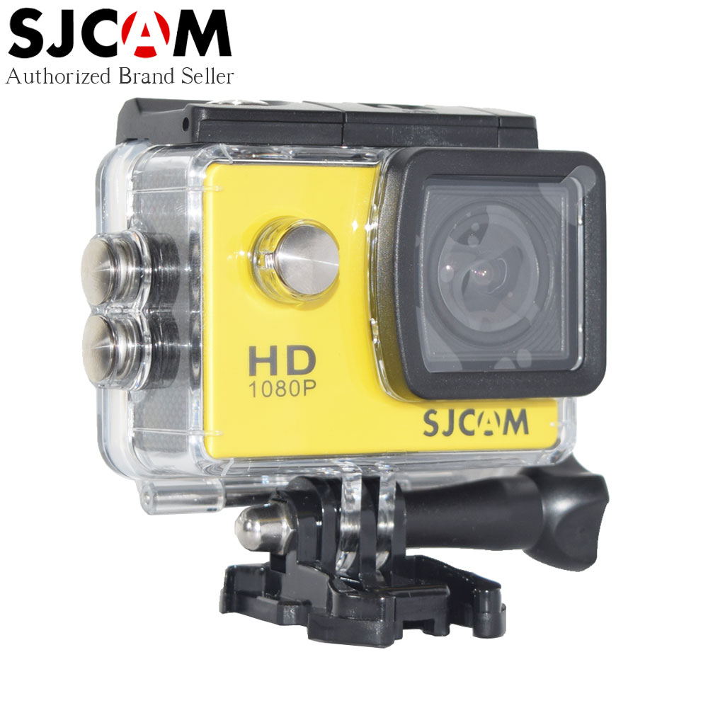SJCAM SJ4000 2.0 Inch Screen Action Camera 1080P Full HD Waterproof 30m Diving SJ CAM 4000 Sport DV Bike Mini Helmet Camcorder