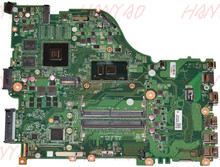 DAZAAMB16E0 For ACER E5-575G Laptop Motherboard With i5-6200U CPU 940MX 2GB NBGHG11004 NB.GHG11.004 DDR4 100% Tested