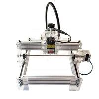 500 mw mini diy máquina de gravura de corte a laser cnc roteador gravador 2017