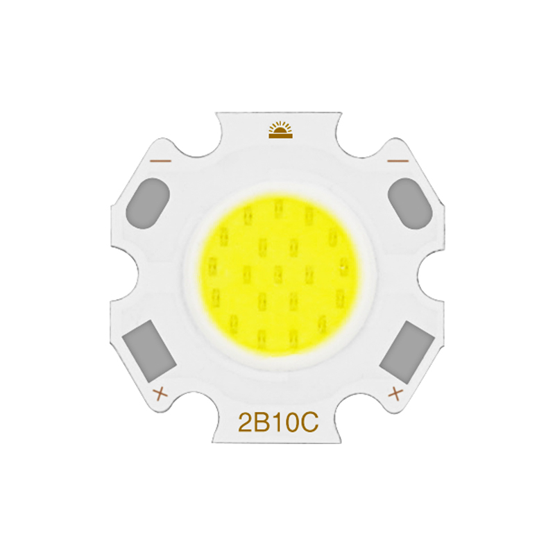 LED COB Chip DC 9-50V Input 3W 5W 7W 9W 10W 12W 15W For LED Spotlight Lamp Light Bulb DIY Warm White Cold White Need Driver diy 3w 270lm 6500k white light flat strip led module 9 10v