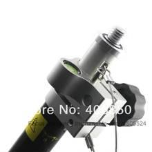 Телескопическая Призма из углеродного волокна, gps-полюс, полная станция, топкон