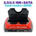 """Все в 1 2.5 """" 3.5 """" IDE SATA HDD жесткий диск клон держатель док-док-станция"""