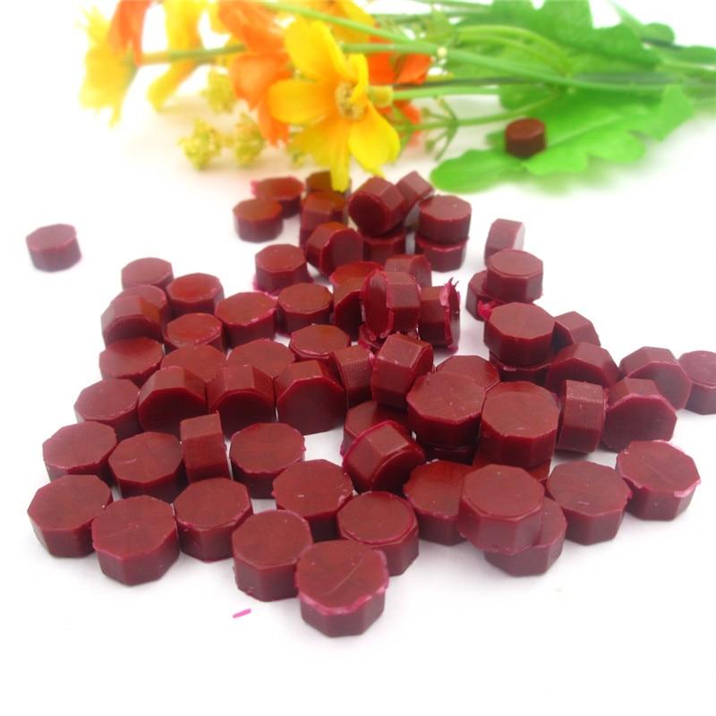 60pcs/lot Color optional vintage sealing wax tablet pill beads granule/grain/strip sticks for envelope wedding Wax seal ancient