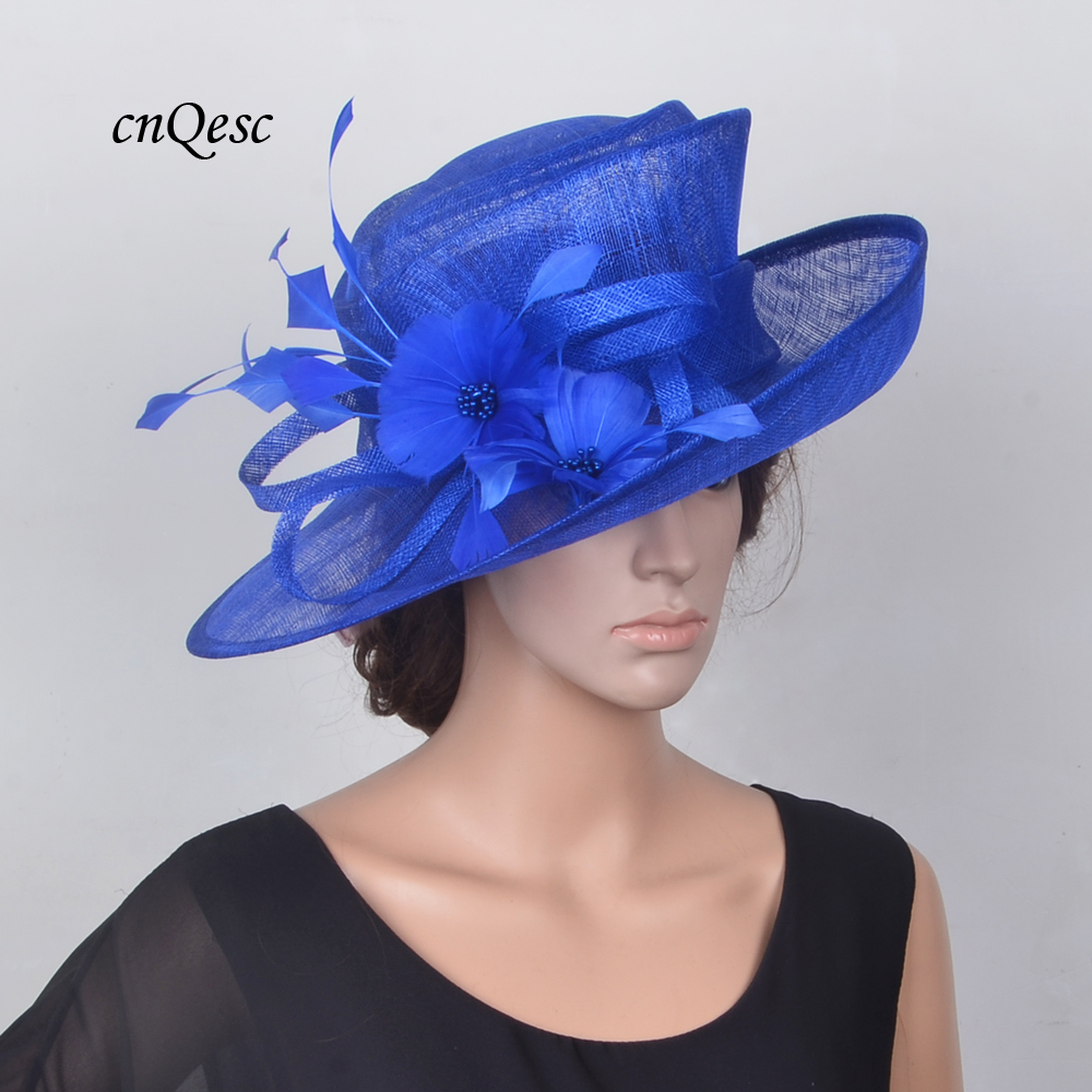 0bf2e016 Buy blue sinamay hat and get free shipping on AliExpress.com
