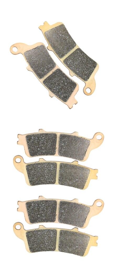 Brake Pads set for HONDA CBR1100 CBR1100XX CBR 1100 XX Blackbird 1997 1998 1999 2000 2001 2002 2003 2004 2005 2006 2007 2008