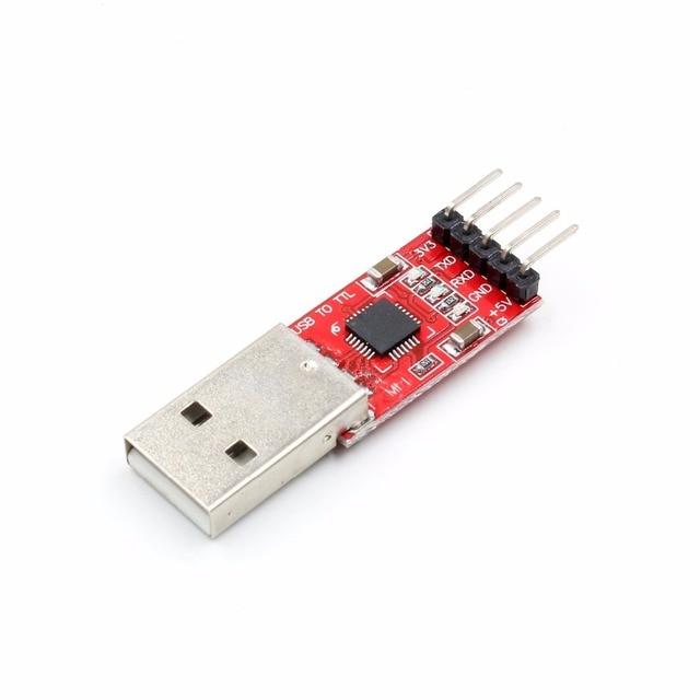 FTDI CP2102 USB TTL UART 4