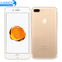 Original Apple IPhone 7 Plus Smartphone 3GB RAM 128GB ROM Quad Core Fingerprint 12 0MP Camera