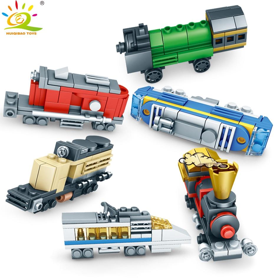 354pcs High Speed Train Compatible Legoingly Building Blocks Set City Creator Cargo Track Bricks Educational Toys For Children