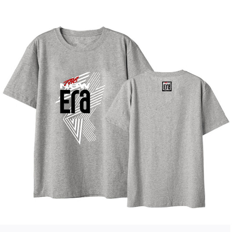 Kpop GOT7 FM 2018 THE New Era concert same loose cotton T shirt korean Short-sleeved tshirt Casual Harajuku tops