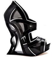 Лето Лидер продаж Новые Модные Необычные Каблучки сандалии для вечеринок супер секси Высокие каблуки женские Обувь