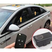 OBD עבור שברולט Cruze 2009 2010 2011 2012 2013 2014 חלון מכשיר קרוב יותר פתיחת סגירת מודול מערכת למכונית עבור אוטומטי