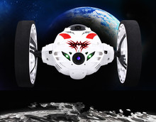 New Best kids gift TL88S 4CH 2 4GHz Jumping Sumo Wifi FPV Remote Control Car Bounce