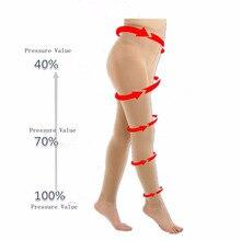 0a2b6bf7aa2 20-30mmHg Medical Stocking Pressure Black Khaki Nylon Pantyhose Compression  Stockings Stovepipe Stockings(China