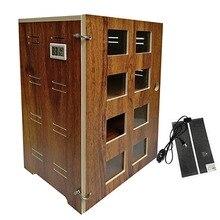 Reptile Incubator Small Climbing Pet Breeding Box PVC Material Heating Breeding Pet Cabinet