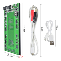 New For Kaisi K 9201 Professional Battery Activation Charge Board With Micro USB Cable For IPhone