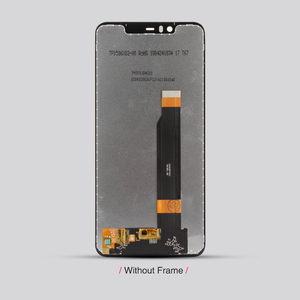 """Image 5 - Original pour Nokia 5.1 Plus LCD affichage 10 écran tactile pour Nokia X5 LCD écran numériseur 5.86 """"remplacement pièces de rechange de réparation"""
