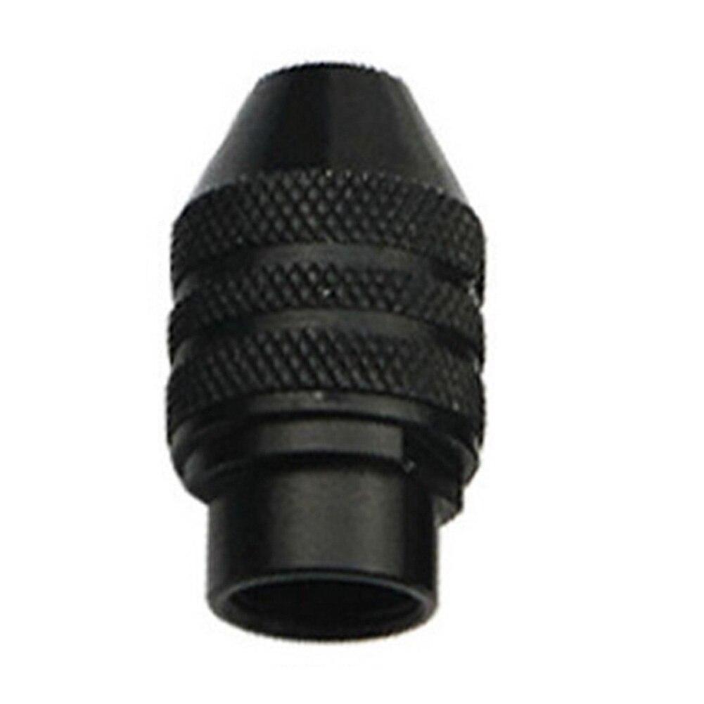 Multi Chuck Keyless For Dremel Rotary Tools 0.3-3.2mm Keyless Drill Bit Chucks Adapter Converter Universal Mini Chuck