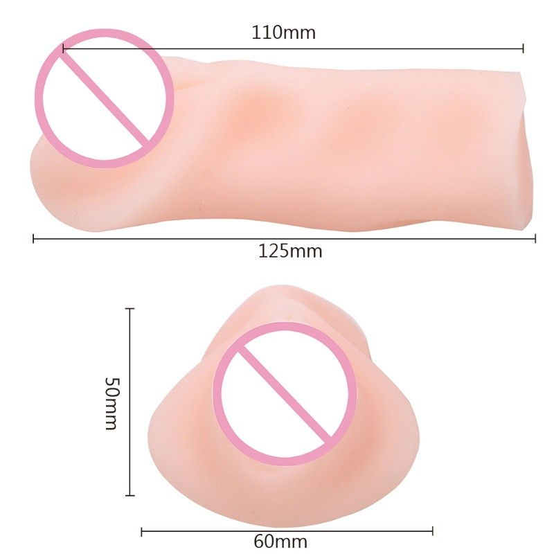 Male Masturbator Soft Gel Aircraft Cup Masturbation Cup For Men Jeck Off Sex Pussy Toy Real Vagina Adults Toys Dildo Sex Shop
