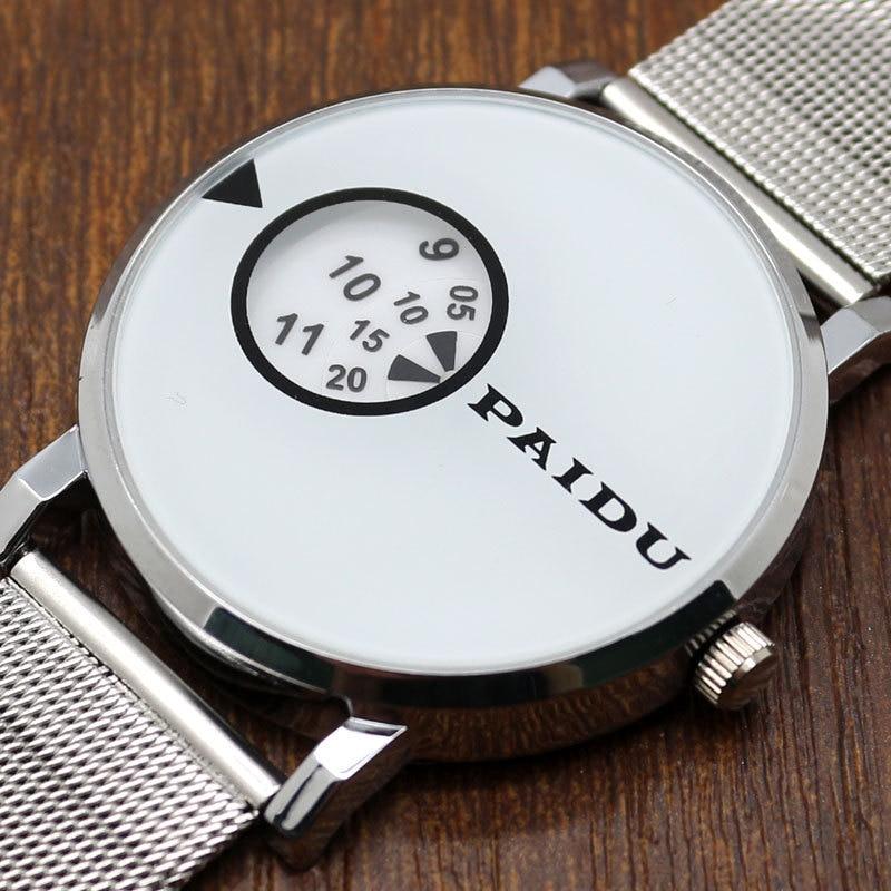 Hot Big Face Luxury Style mans Watch Quartz Wrist Women
