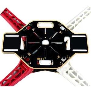 Image 3 - Gran oferta Diatone Q450 Quad 450 V3 PCB Quadcopter Kit de marco de 450mm