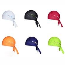 Bike Team Scarf Coif Bicycle Bandana Pirate Headband Riding Hood Sports hat Headcloth Cycling Cap Sweatproof Sunscreen Headwear