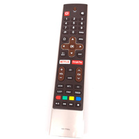 New Original HS 7700J For Skyworth TV Voice Remote Control With Netflix Google Play