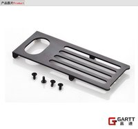 Freeshipping GARTT GT550 Metal Battery Tray Battery Mount Plate 100 Compat Align Trex 550 RC Helicopter