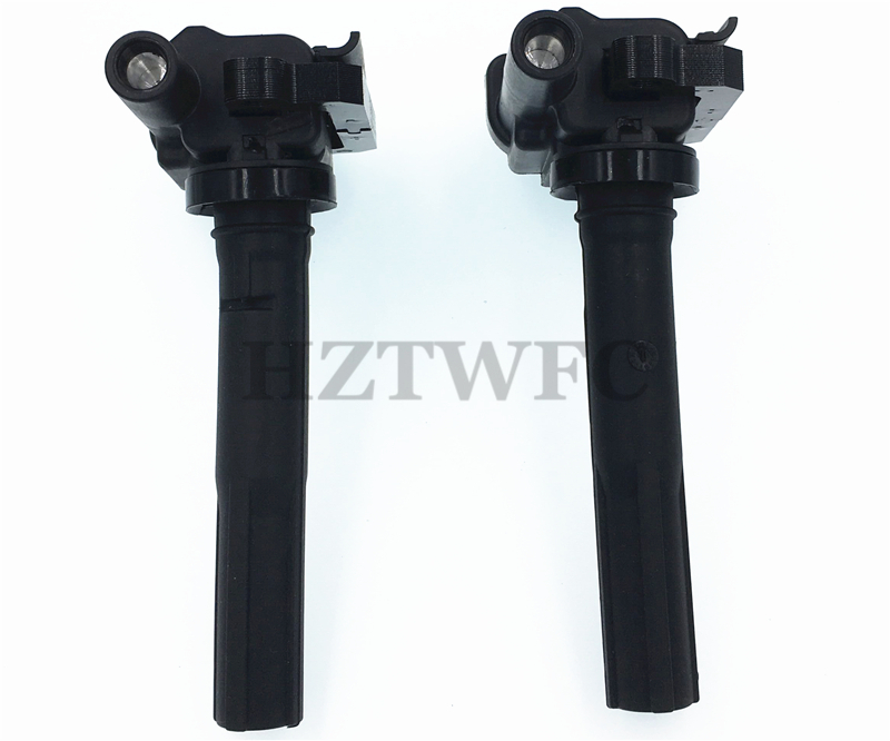 2Pcs Ignition Coil For SUZUKI ALTO BALENO CARRY IGNIS LIANA SWIFT SX4 WAGON Chevrolet Tracker For