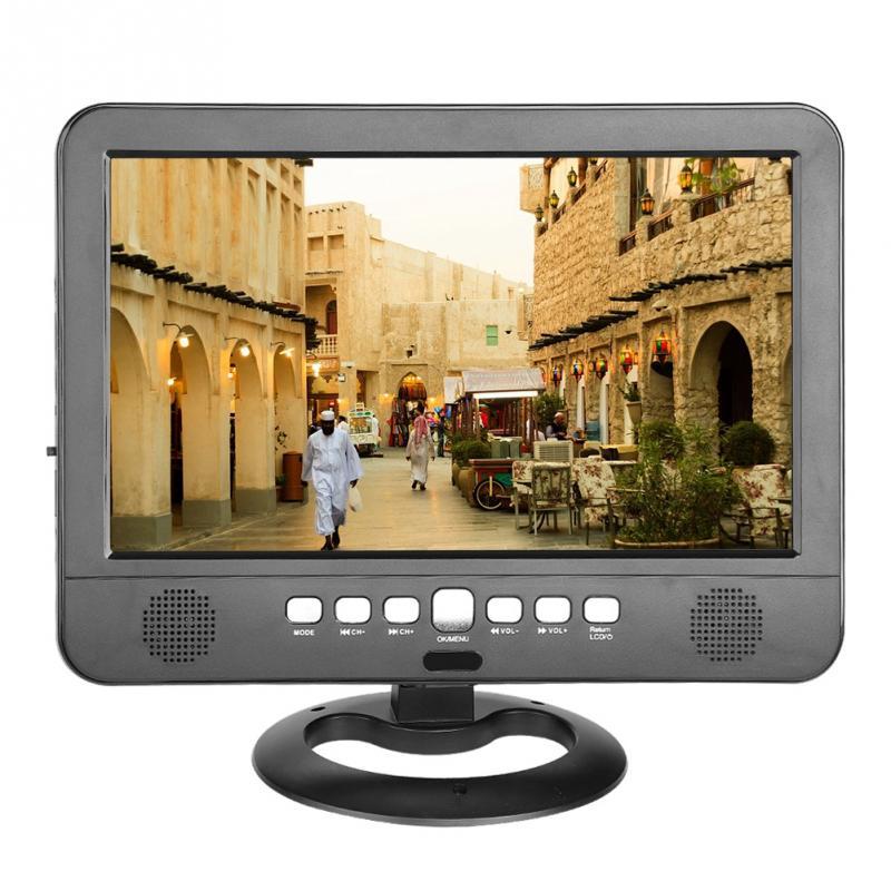 10 inch Portable Digital TV DVB-T/T2/ATVs