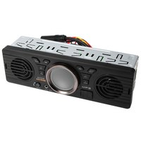12V Bluetooth 2 1 EDR Vehicle Electronics In Dash MP3 Audio Player Car Stereo FM Radio