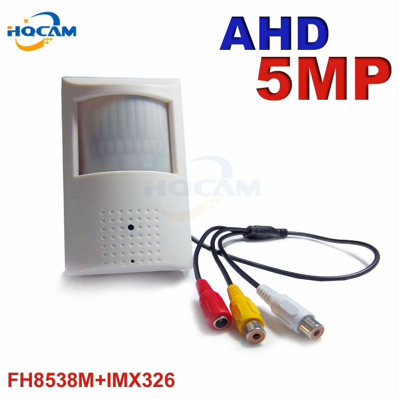 HQCAM AHD 5MP FH8538M+<font><b>IMX326</b></font> AHD Camera Infrared night vision Surveillance audio Indoor Camera 2560x2048 supported IR Cut Filte image