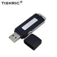 Original 8GB Rechargeable Mini Dictaphone 70Hr WAV Audio Pen Digital USB Voice Recorder Gravador de voz Professional