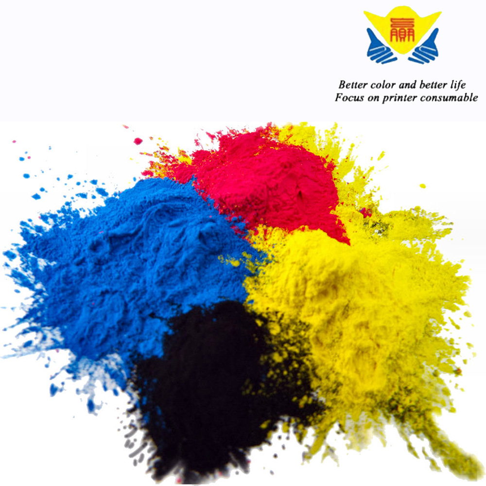 Jianyingchen Appropriate Colour Refill Toner Powder For Xerox Phaser 7300 7300B Laser Printer (4Bags/lot) 1Kg Per Bag