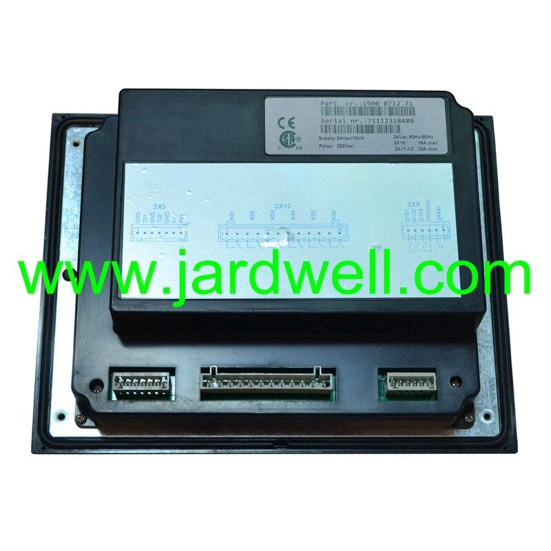 Replacement air compressor spares for 1900071071 Atlas Copco Control panel Elektronikon I