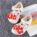 Stylish Style Mini Melissa Shoes Kids Flat Princess Flower Jelly Children Girls Sandals Toddler Summer Baby Sandals
