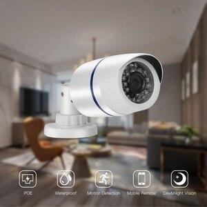 Image 2 - AZISHN 4CH 1080P HDMI 48V POE 2MP NVRระบบกล้องวงจรปิดรักษาความปลอดภัยกลางแจ้ง 720P IPกล้องP2Pการเฝ้าระวังวิดีโอNVRชุด