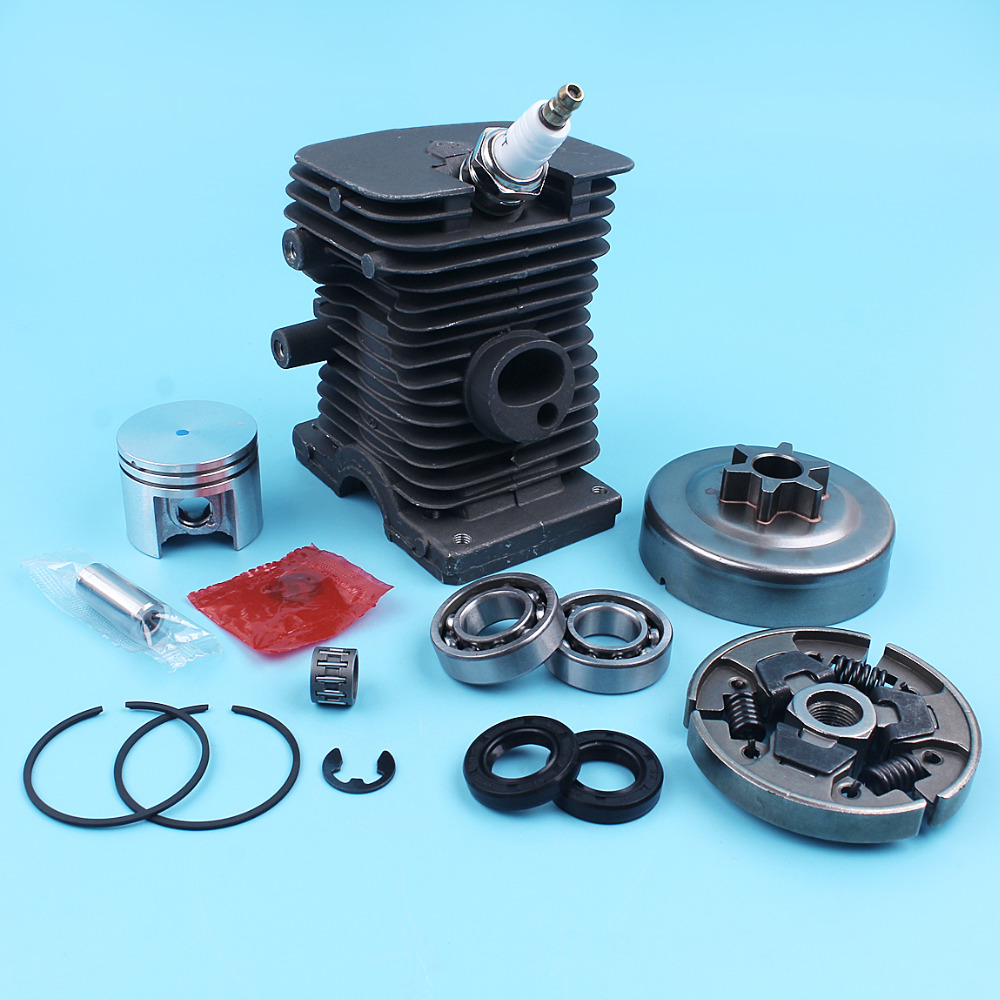 Nikasil cylindre Piston Kit 3/8