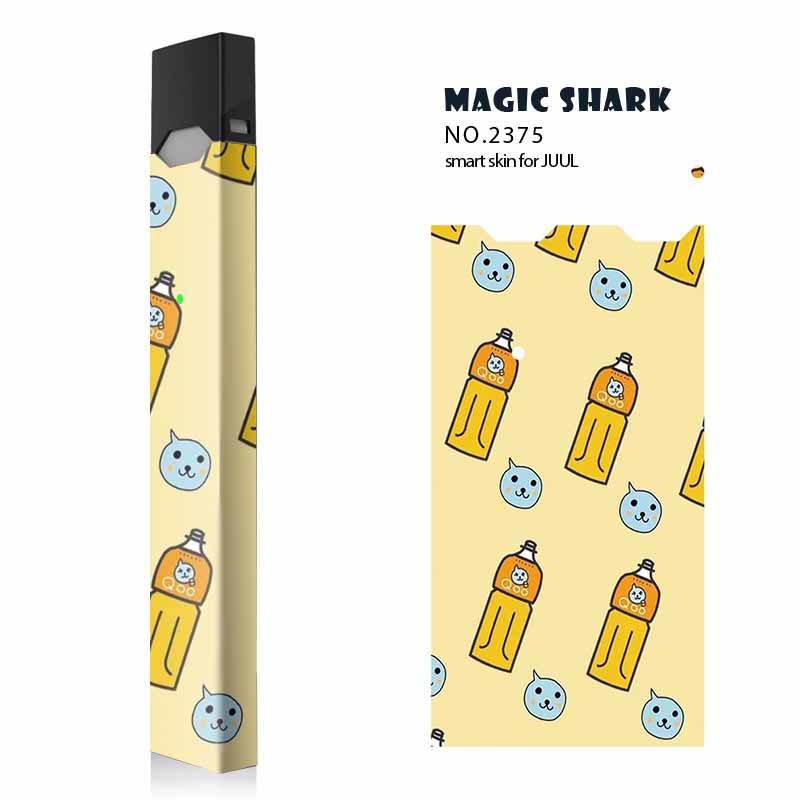 For JUUL STICKER for Juul Electronic cigaretee film Sticker