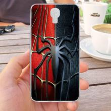 Mutouniao Avengers Design-5 Silicon Soft TPU Case Cover For Infinix Note 4 X572 Hot S3 X573 Smart X5010(China)