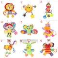 Детские Игрушки Детские Мобильные в Кроватки детские Погремушки Дети Toys For Babies Куклы Плюшевые Toys for 0-12 Месяцев кровать коляска